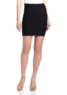 BCBG Max Azria BCBGMAXAZRIA Women's Simone Bandage Skirt