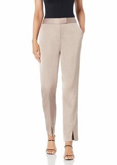 BCBG Max Azria BCBGMAXAZRIA Women's Slit-Front Skinny Pant  XS (US )