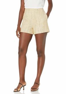 BCBG Max Azria BCBGMAXAZRIA Women's Tweed Shorts