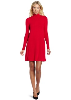 BCBGMAXAZRIA Women's Weiss Knit Sportswear Dress