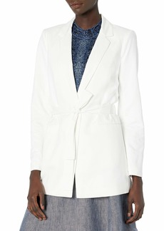BCBG Max Azria BCBGMAXAZRIA Women's Wrap Waist Blazer  LG (US )