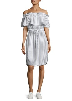 BCBG Max Azria Woven Casual Dress