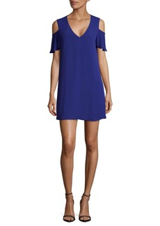 BCBG Max Azria Woven Cocktail Dress
