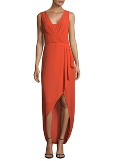 BCBG Max Azria BCBGMAXAZRIA Woven Cocktail Dress