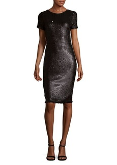 BCBG Max Azria BCBGMAXAZRIA Woven Evening Dress