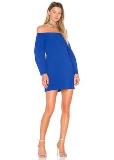 BCBGMAXAZRIA Yesenia Dress in Blue. - size M (also in L,S,XS)