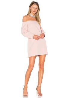BCBGMAXAZRIA Yesenia Dress in Pink. - size L (also in M,S)