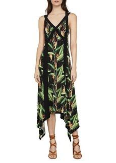 BCBG Max Azria Bird of Paradise Strappy Maxi Dress