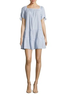 BCBG Max Azria Casual Woven Mini Dress