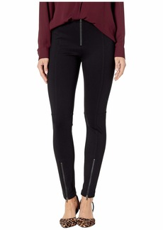BCBG Max Azria Christopher Basic Leggings with Zippers
