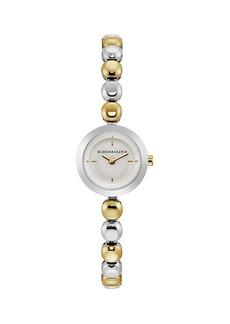 BCBG Max Azria Classic Stainless Steel Bracelet Watch