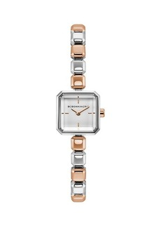 BCBG Max Azria Classic Two-Tone Stainless Steel Bracelet Watch