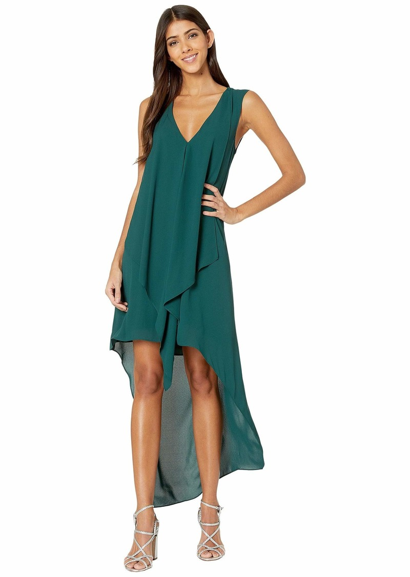 BCBG Max Azria Cocktail Long Woven Dress