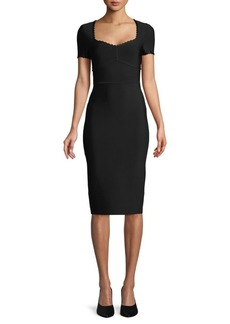 BCBG Max Azria Cocktail Sweater Dress