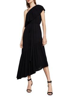 BCBG Max Azria Conrad Asymmetrical Dress