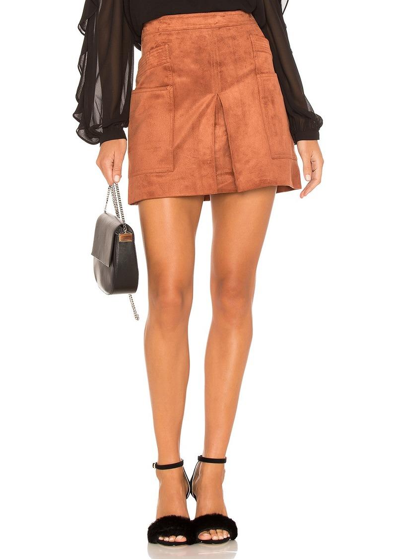 34d7b08f83 BCBG Max Azria Corinne Mini Skirt Now $67.00