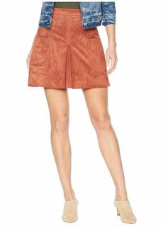 BCBG Max Azria Corrine Patch Pocket Mini Skirt