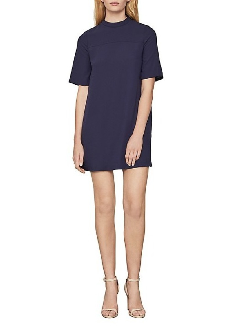 BCBG Max Azria Crepe Shift Dress