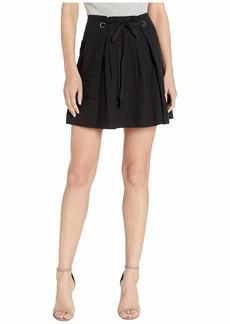 BCBG Max Azria Drawstring Skirt