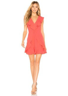 Eleeza Ruffle Dress