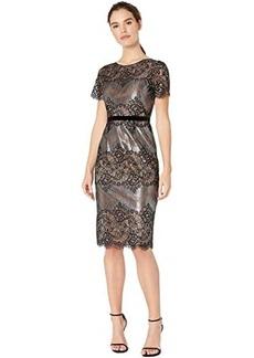 BCBG Max Azria Eve Short Knit Dress