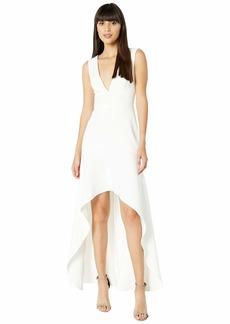 BCBG Max Azria High-Low Gown