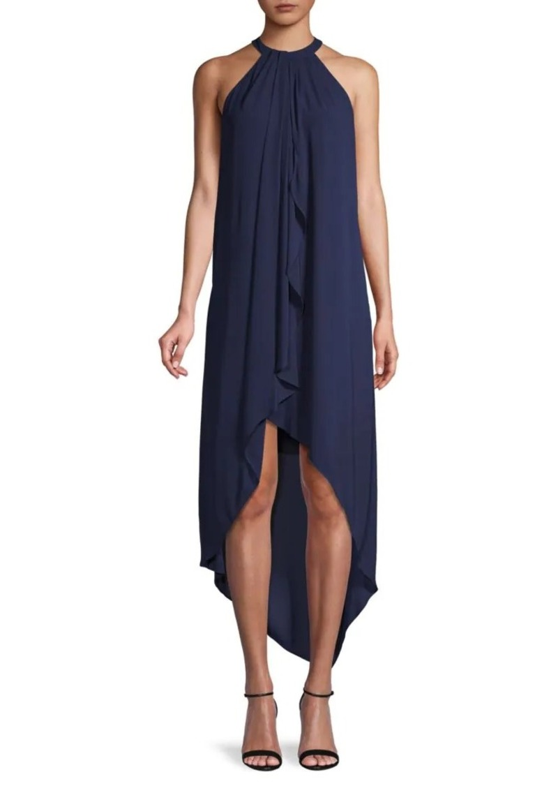 BCBG Max Azria High-Low Shift Dress