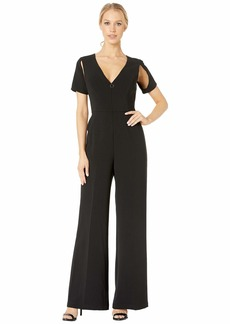 BCBG Max Azria Johnny Cutout Jumpsuit