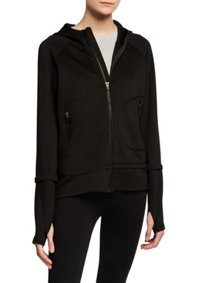 BCBG Max Azria Kate Soft Scuba Jacket