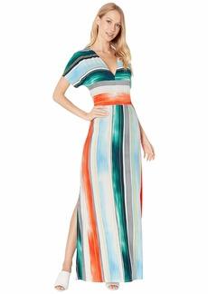 BCBG Max Azria Knit Maxi Dress