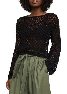 BCBG Max Azria Knit Sweater Top