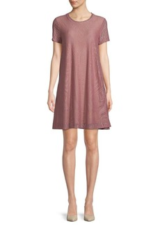 BCBG Max Azria Knit Trapeze Dress