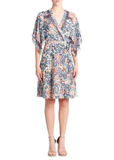 Krystie Kimono Dress