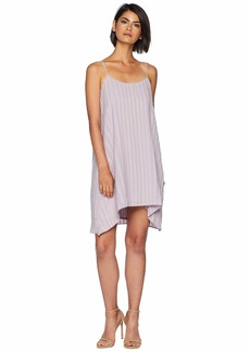 BCBG Max Azria Low Back Pleated Dress