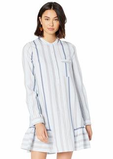 BCBG Max Azria Lucile Long Sleeve Dress