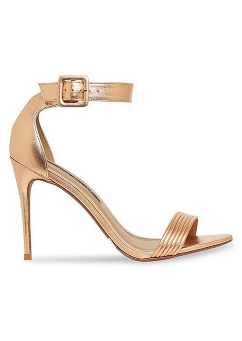 BCBG Max Azria Lucy Leather Sandals