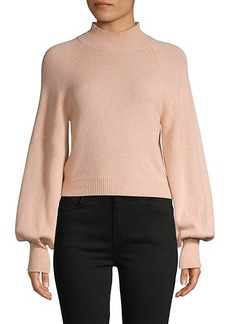 BCBG Max Azria Mockneck Sweater
