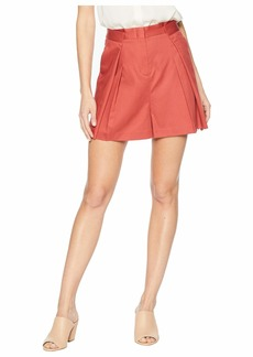 BCBG Max Azria Pleated Shorts