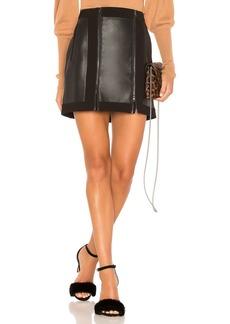 BCBG Max Azria Roxy Zip Skirt