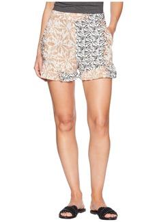 BCBG Max Azria Ruffle Shorts
