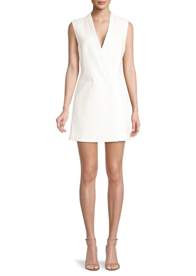 BCBG Max Azria Sleeveless Cocktail Dress