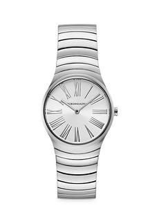 BCBG Max Azria Stainless Steel Bracelet Watch