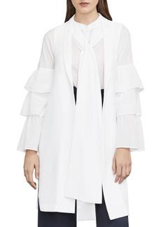 BCBG Max Azria Tasha Sleeveless Long Vest
