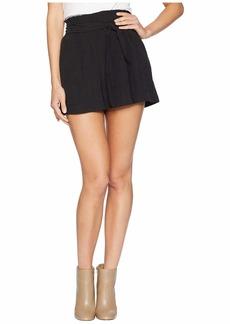 BCBG Max Azria Tie Waist Shorts