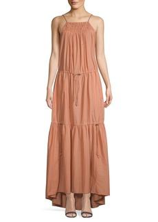 BCBG Max Azria Tiered Toggle Dress