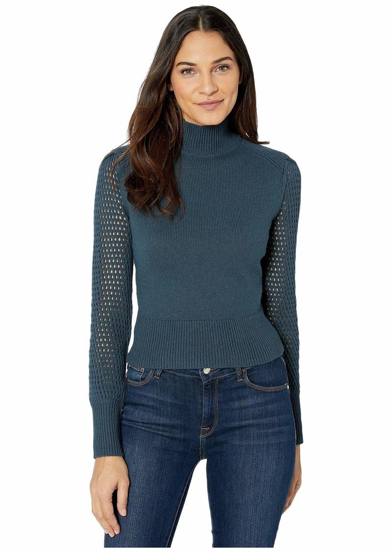BCBG Max Azria Turtleneck Long Sleeve Sweater