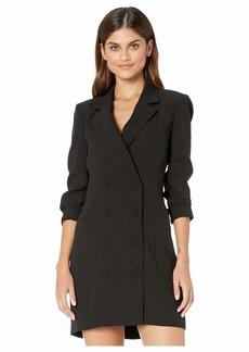 BCBG Max Azria Tuxedo Blazer Dress