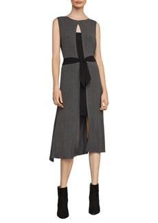 BCBG Max Azria Two-Tone Tunic Dress