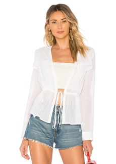 BCBG Max Azria Utility Shirt Jacket