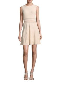 BCBG Max Azria Wilma Knit Sleeveless Dress